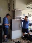 installing-heater